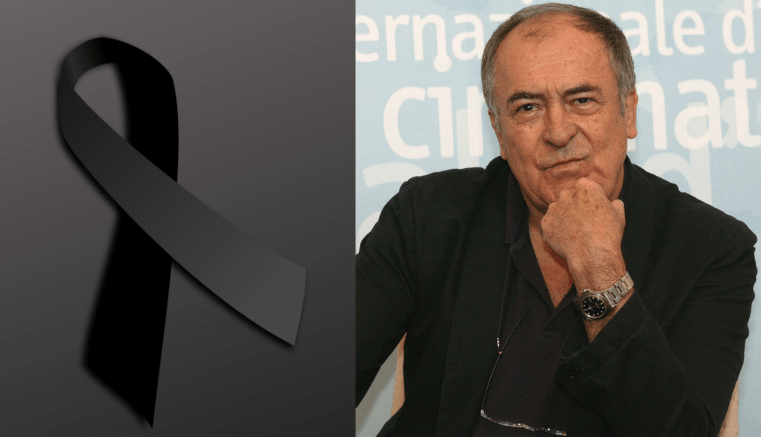 Murió Bernardo Bertolucci, director italiano de cine