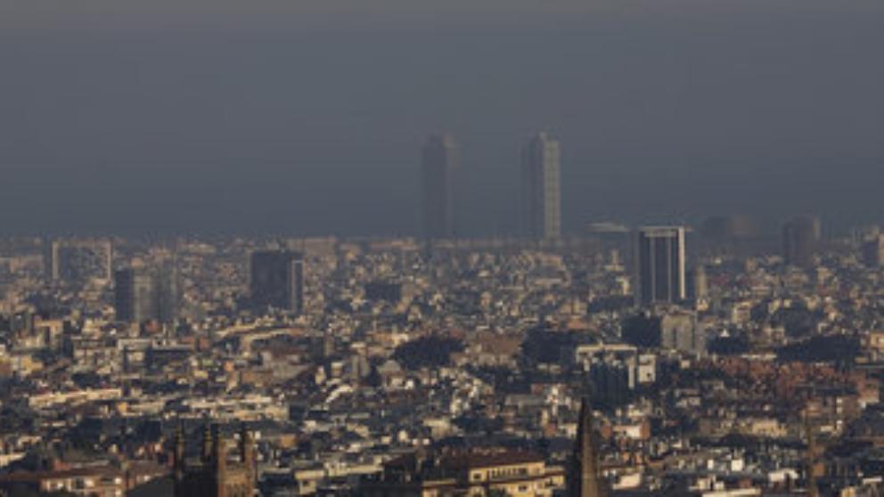 Contaminación en Madrid y Barcelona, responsable de 28.339 muertes