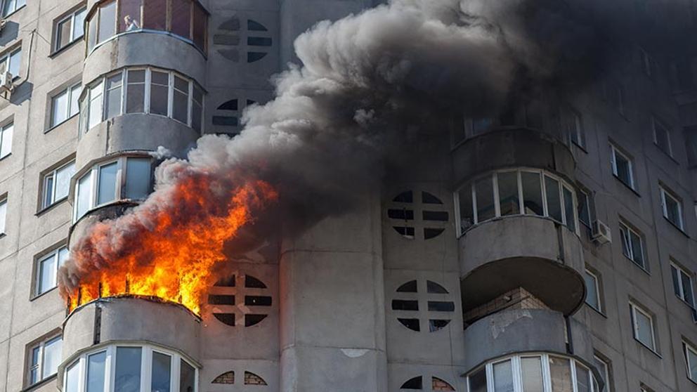 75 víctimas de incendios domésticos