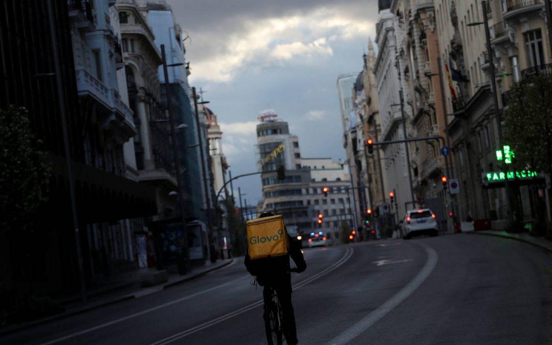 Declarado luto en Madrid, España pasa los 6.500 fallecidos